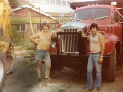 Frank Fasoli Sr. & Paul Fasoli Sr.