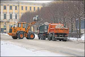 Greater Boston Snow Removal Services