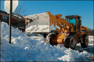 Remove Snow in Boston and the Surrounding Area