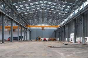 Warehouse Construction in Boston